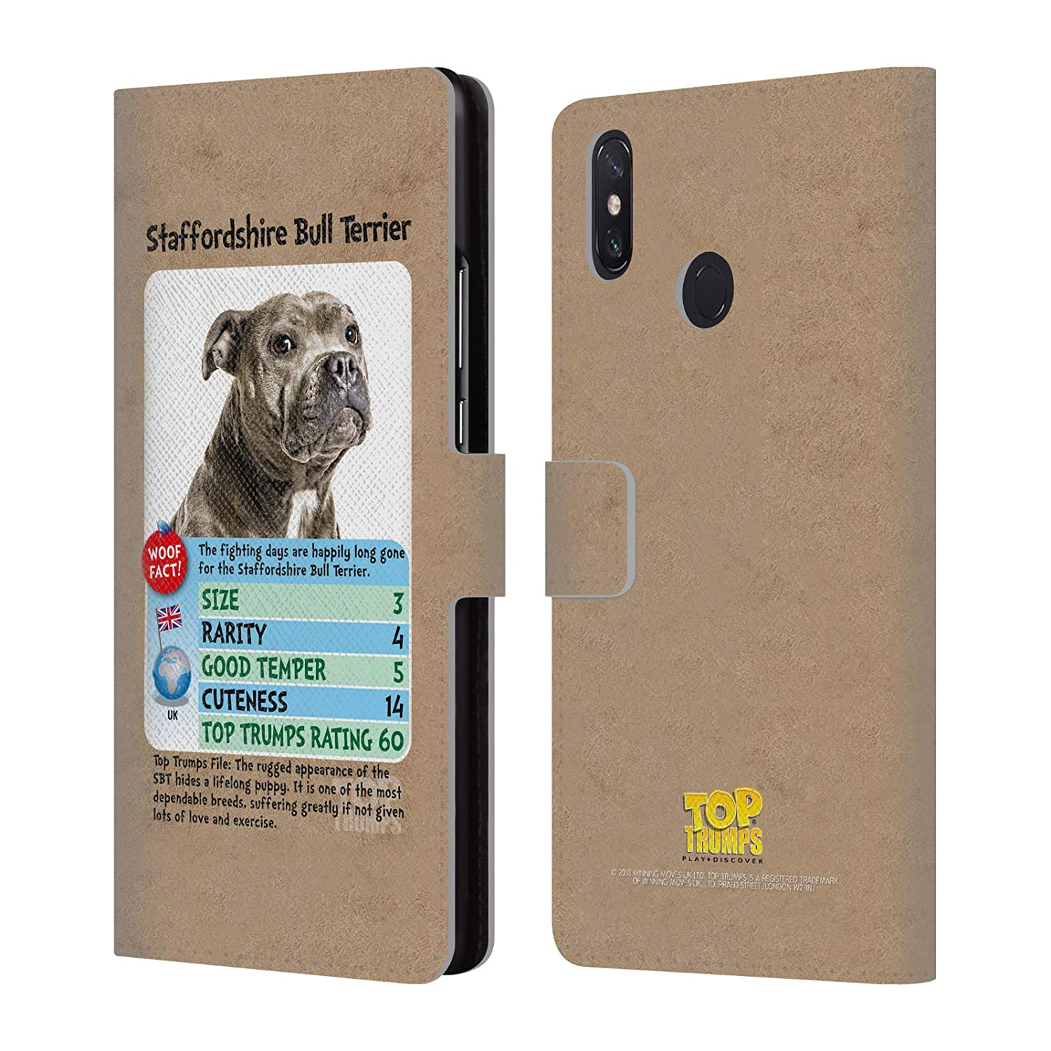 Amazon.com: Official Top Trumps Beagle Dogs Leather Book ...