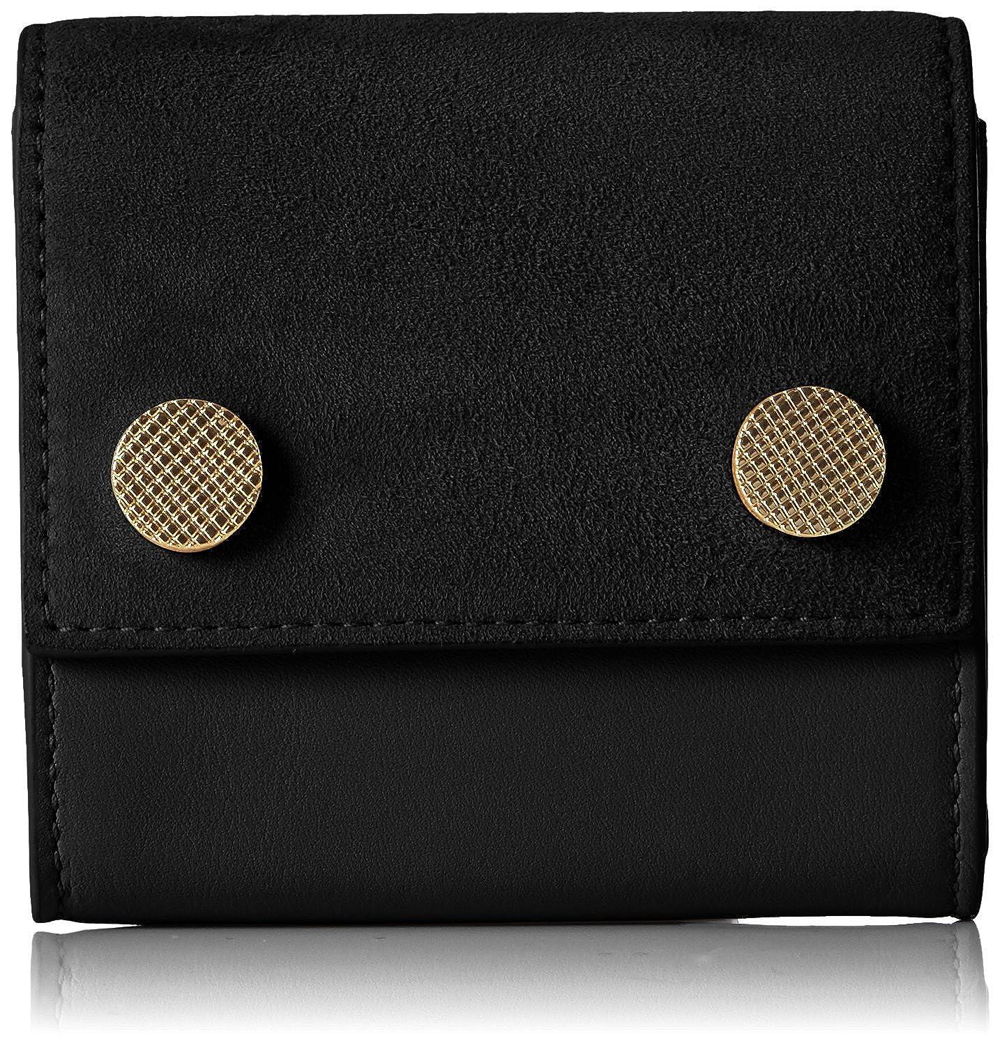 HUGO Damen Cypris 10180960 01 Ausweis-& Kartenhüllen, 10x10x2 cm Schwarz (Black 001) HUGO BOSS AG (Shoes) 50316758