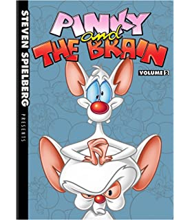 Amazoncom Steven Spielberg Presents Pinky And The Brain The