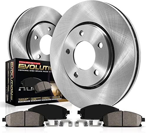 Autospecialty KOE1576 1-Click OE Replacement Brake Kit