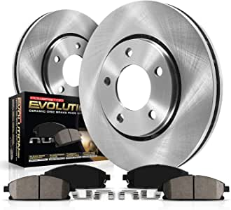 Autospecialty KOE3053 1-Click OE Replacement Brake Kit