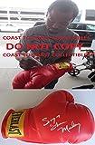 Sugar Shane Mosley World champion Boxer signed