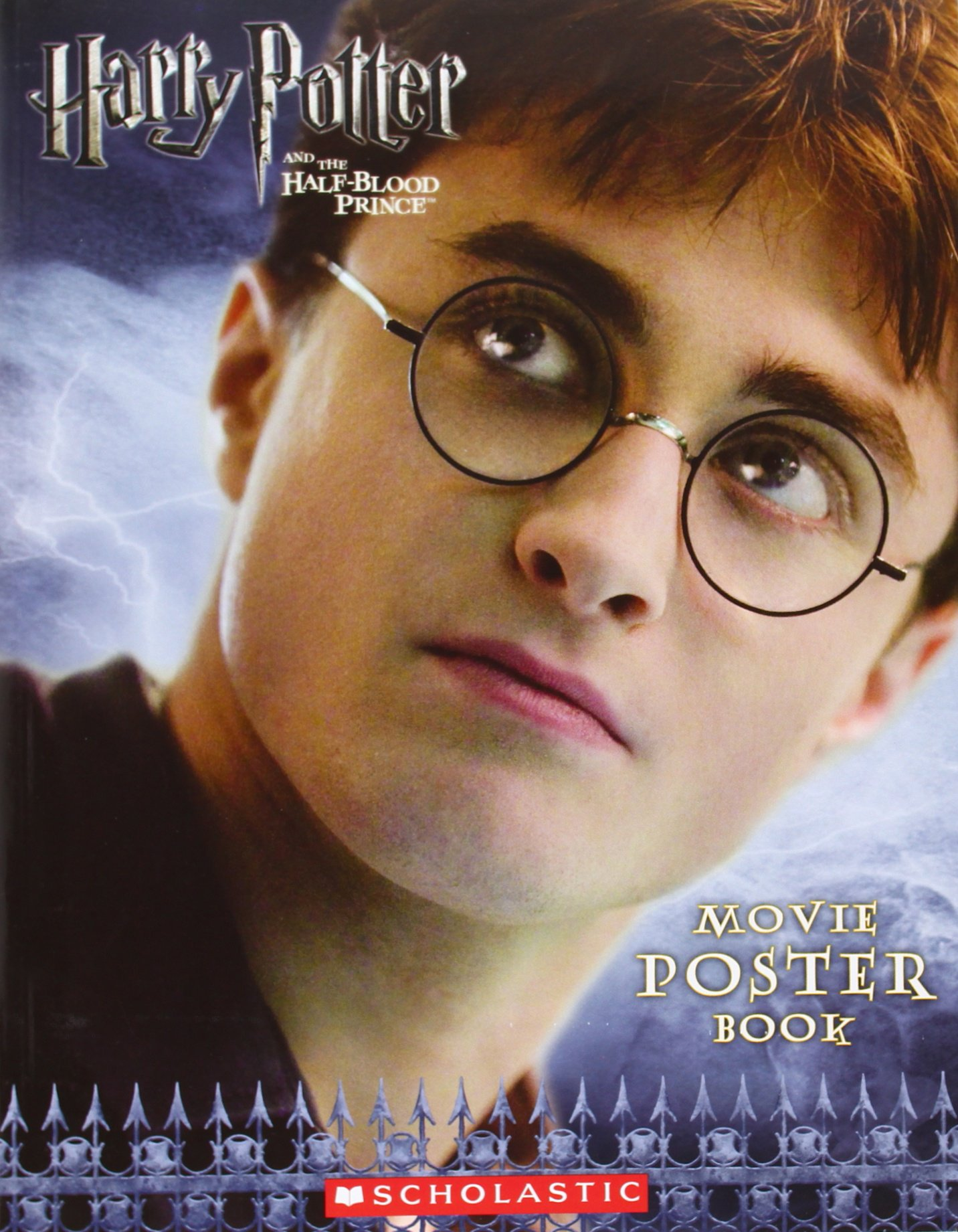 Harry Potter and the Half-Blood Prince Movie Poster Book ...