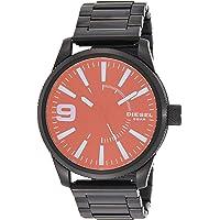 Diesel Men's Rasp Black IP Watch