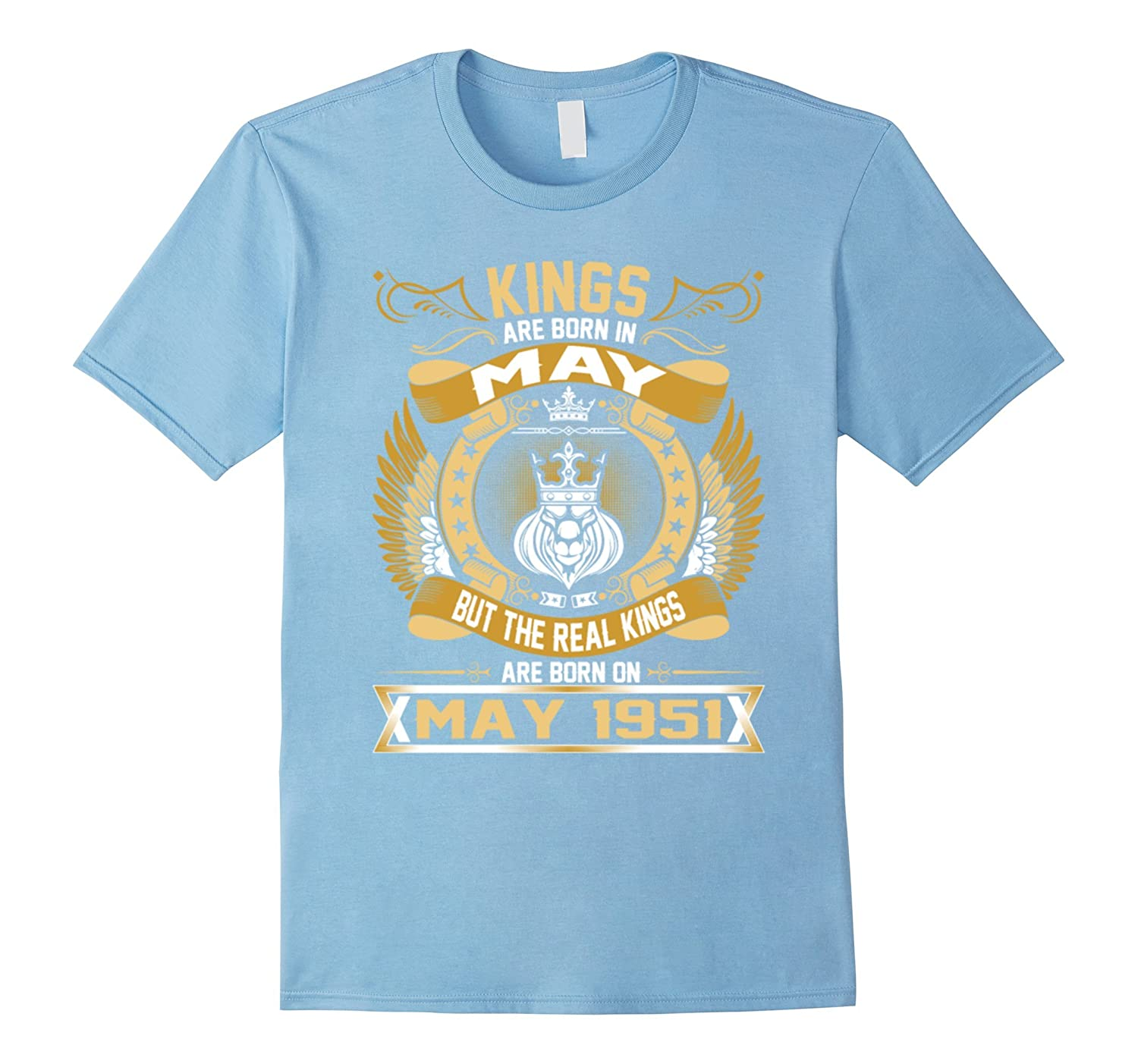 Made In 1951 66th Birthday 66 Years Old Gift T-Shirt-Vaci