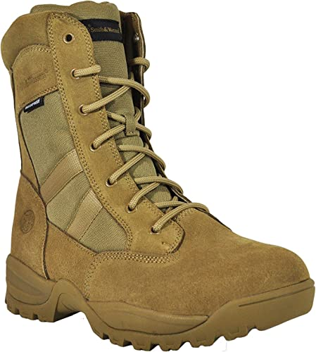 Smith & Wesson Tactical Size Zip Boot