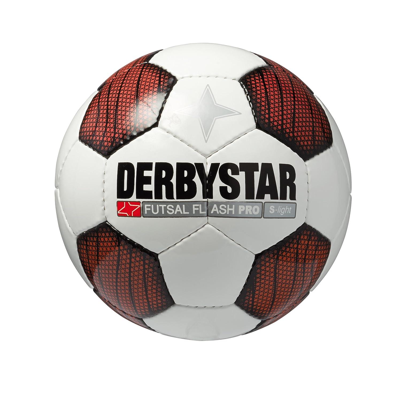 Derbystar Fußball Flash Pro S-Light - Balón de fútbol Sala, Color ...