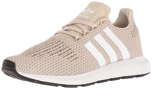 adidas Originals Women's Swift W Running Shoes,Clear Brown
