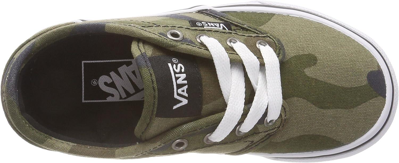 Vans Atwood Classic, Sneakers Basses garçon, Multicolore