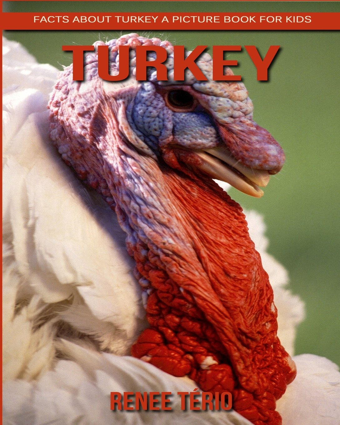 Childrens Book: Amazing Facts & Pictures about Turkeys
