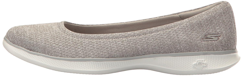Skechers Performance Women's Go Step Lite-Evoke Walking Shoe B01MS3W9OI 10 B(M) US|Gray