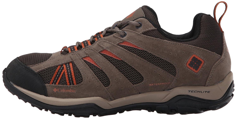 Columbia Mens North Plains Drifter Waterproof Hiking Shoes NORTH PLAINS DRIFTER WP-PARENT