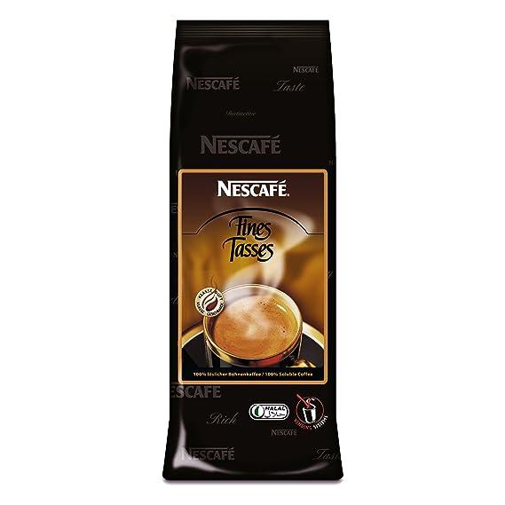 Nescafé Fines Tasses, Café en Grano Soluble, 250 g