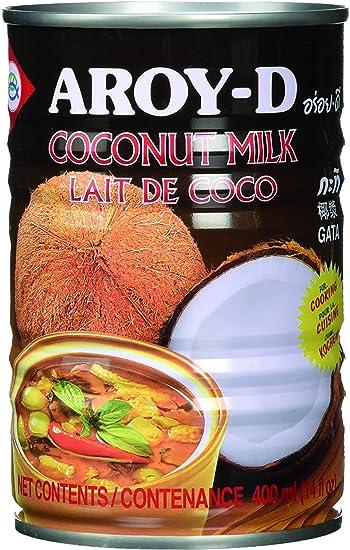 Aroy-D, Leche (de coco, grasa 17-19%) -