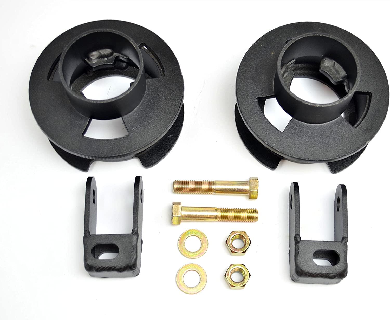 RBP RBP-GM4060-3 GM4060-3 Leveling Kit-3 Front//1 Rear