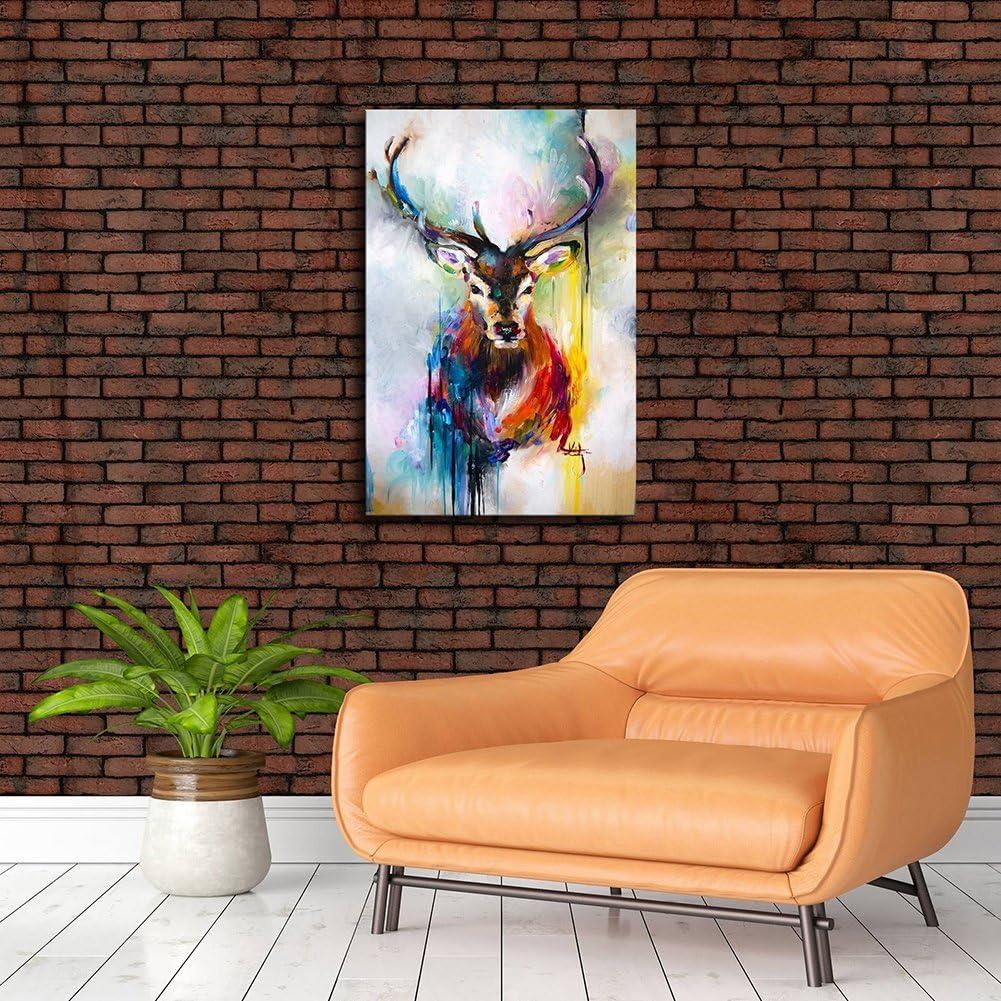 Sol PVC Rouleau Antid/érapant /& 100/% /Écologique Film Vinyle Pour Meuble /& Sol Aspect Ch/êne - 200x250 cm casa pura Rev/êtement Sol PVC Stickers Effet Bois