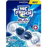 WC-Frisch - Kraft-Aktiv - Jabón para aseos - 1 unidad 5 Paquetes