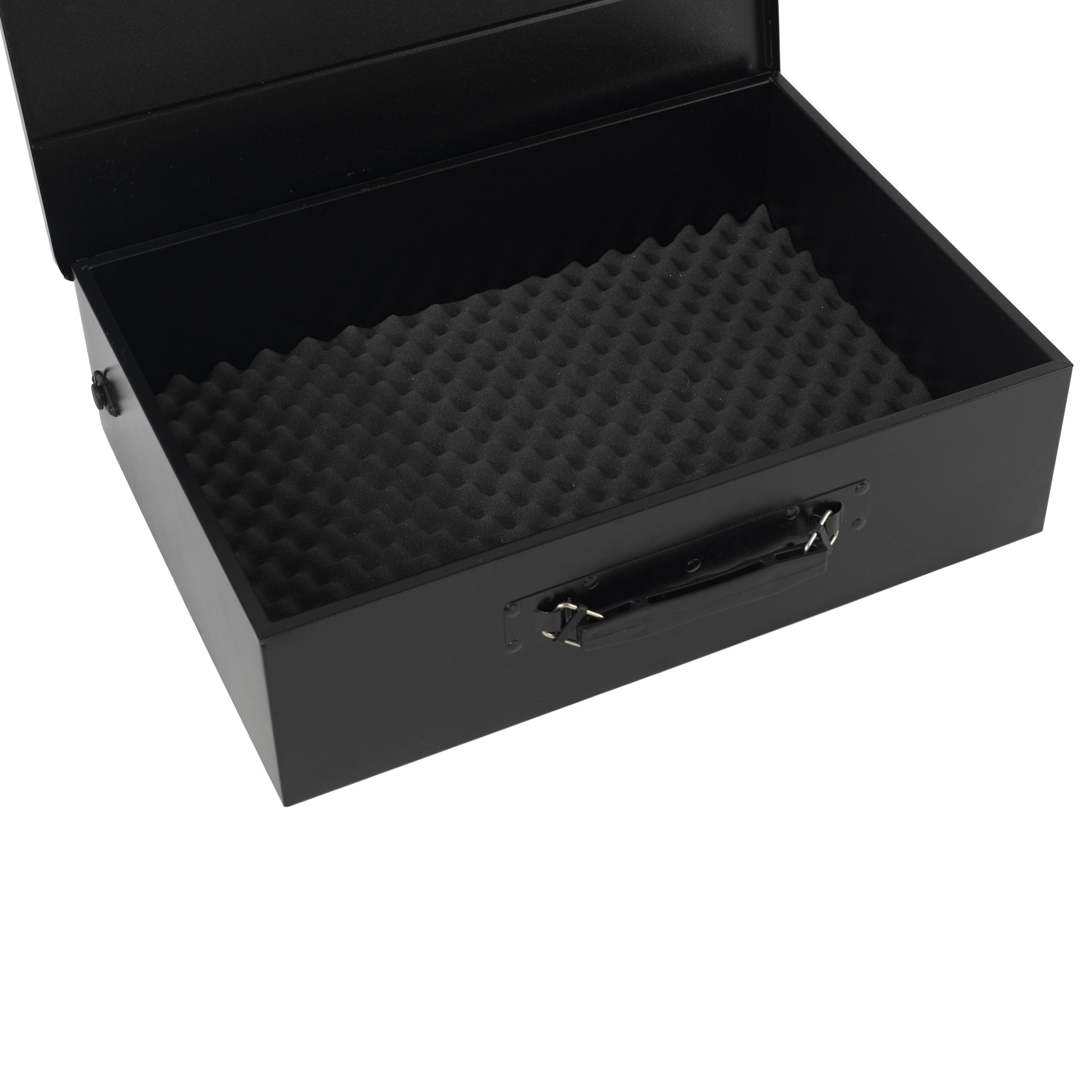 First Alert 3035DF Deluxe Digital Security Box, Black/Silver by First Alert (Image #4)