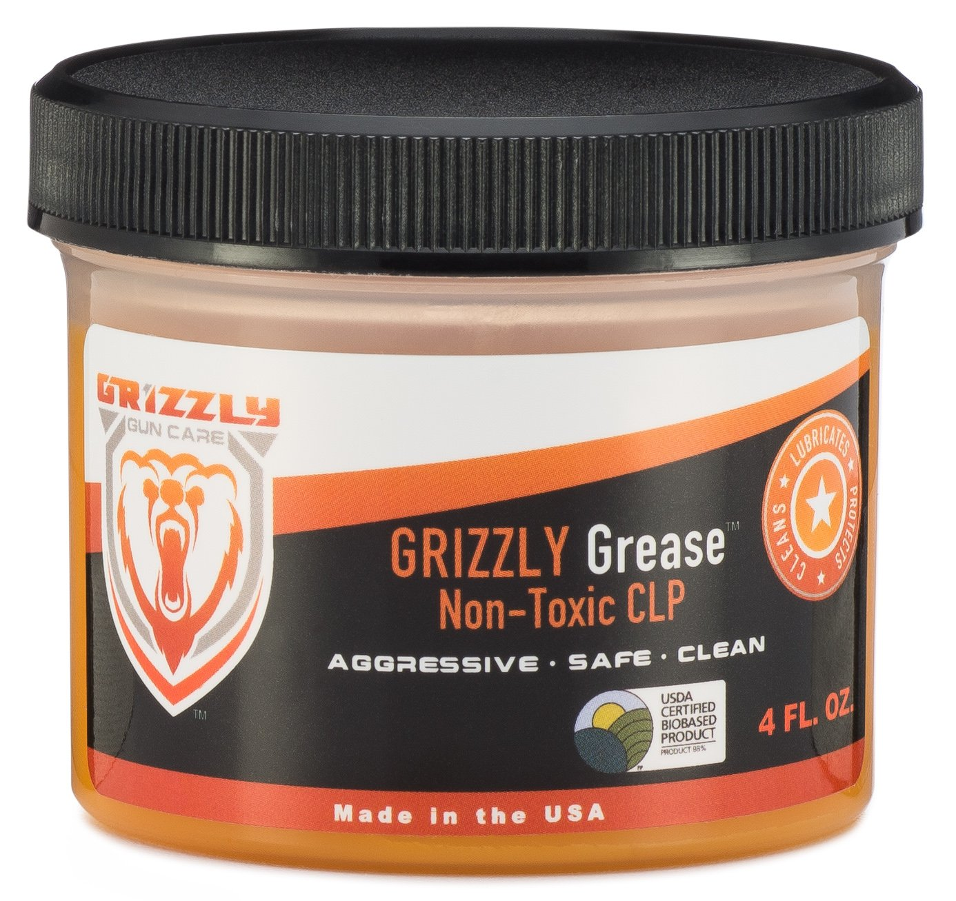 Grizzly Grease Non-Toxic Gun Cleaner