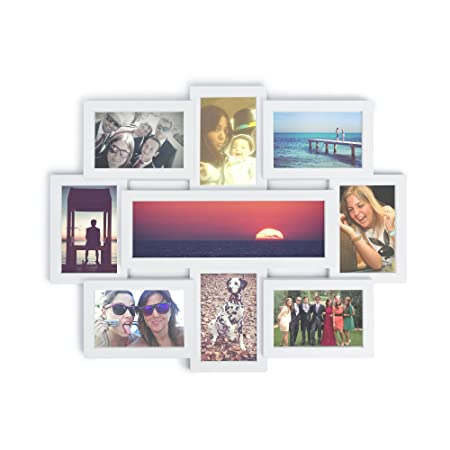 Popamazing Multi Collage 12 Picture Photo Frames 6x4 Multiple Photo ...