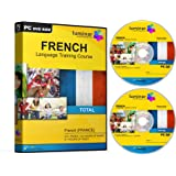 Learn to Speak French - Language Training Course Software - Six Extensive Courses (2 Disc Set) (PC) - BOXED AS SHOWN
