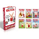OLIVIA's Sensational Stories: Olivia Helps Mother Nature; Olivia Goes to the Library; Olivia Plays Soccer; Olivia Measures Up; Olivia Builds a House; Olivia Becomes a Vet (Olivia TV Tie-in)