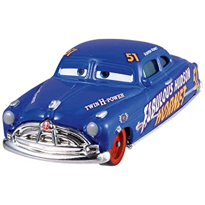 Disney/Pixar Cars Fabulous Doc Hudson Vehicle: Toys & Games