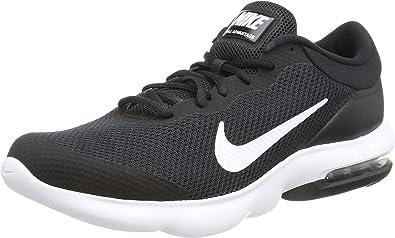 Nike Air MAX Advantage, Zapatillas de Entrenamiento para Hombre, Negro (Black/White 001), 40.5 EU: Amazon.es: Zapatos y complementos