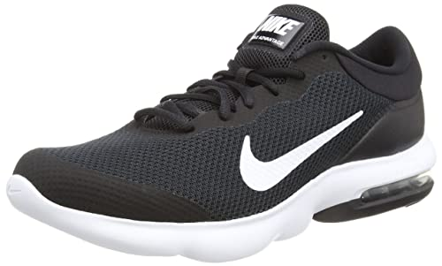 detailed look 31218 09c2b Nike Men s s Air Max Advantage Training Shoes Black White 001, ...