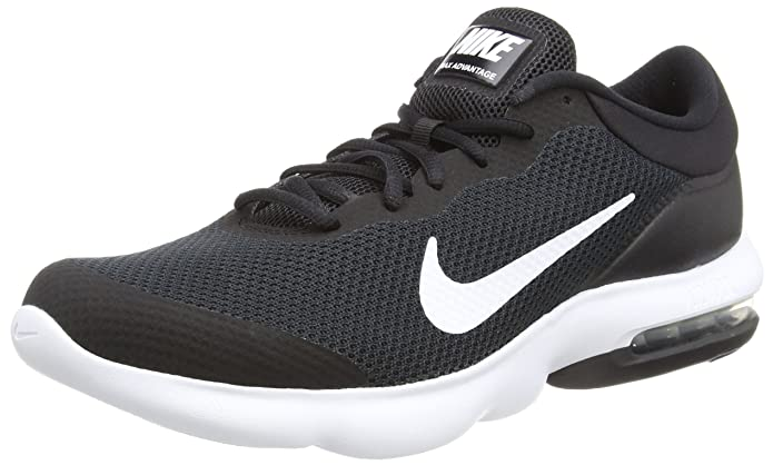 227b4a4dd59 Nike Men s Air Max Advantage Black White Running Shoes - 11 D(M) US  Buy  Online at Low Prices in India - Amazon.in