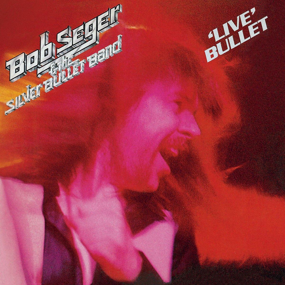 CD : Bob Seger - Live Bullet (Bonus Track, Remastered)