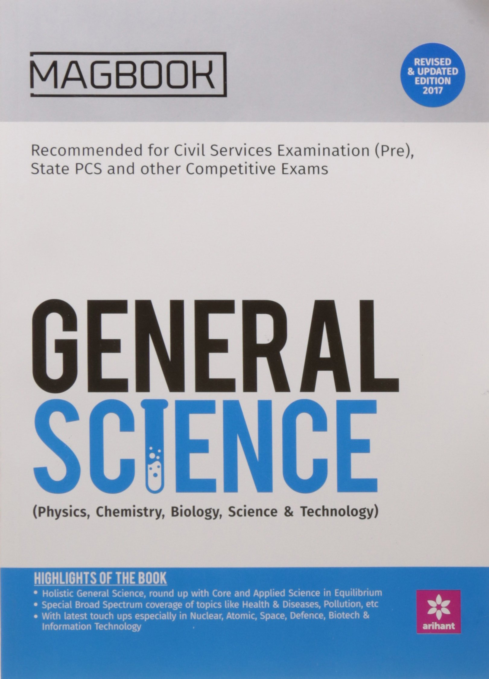 Buy Magbook General Science 2017 Book Online at Low Prices in India |  Magbook General Science 2017 Reviews & Ratings - Amazon.in