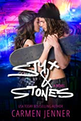 Styx & Stones Kindle Edition