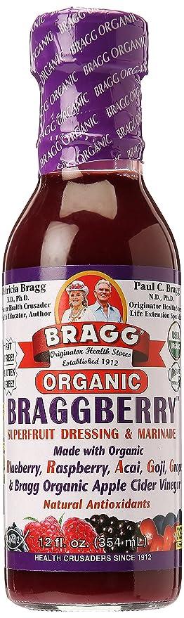 Bragg Braggberry Dressing Marinade