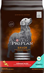 Purina Pro Plan Adult 7+ High Protein Senior Dry Dog Food & Wet Dog Food