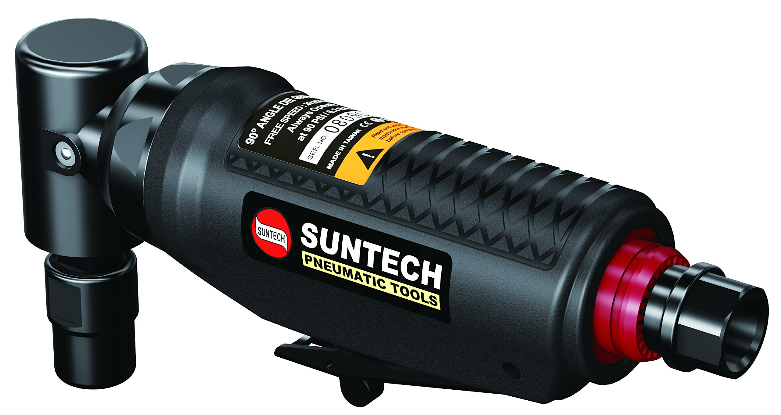 SUNTECH SM-52-5300 Sunmatch Power Die Grinders, Black