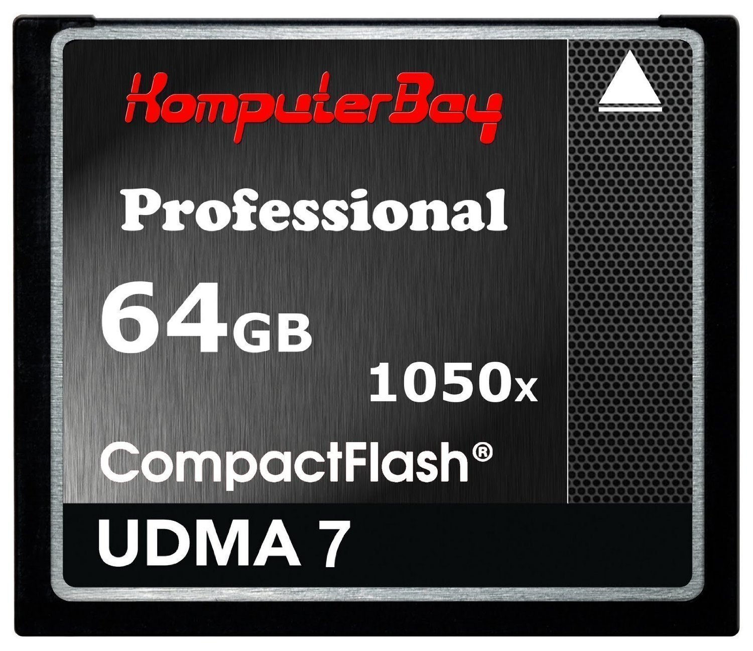 1106x Professional 128GB CF Memory Card Komputerbay 167MB/s Fast Transfer Rate DSLR Digital Camera Filming Storage Compact Flash