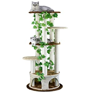Go Pet Club F2093 Cat Tree Furniture
