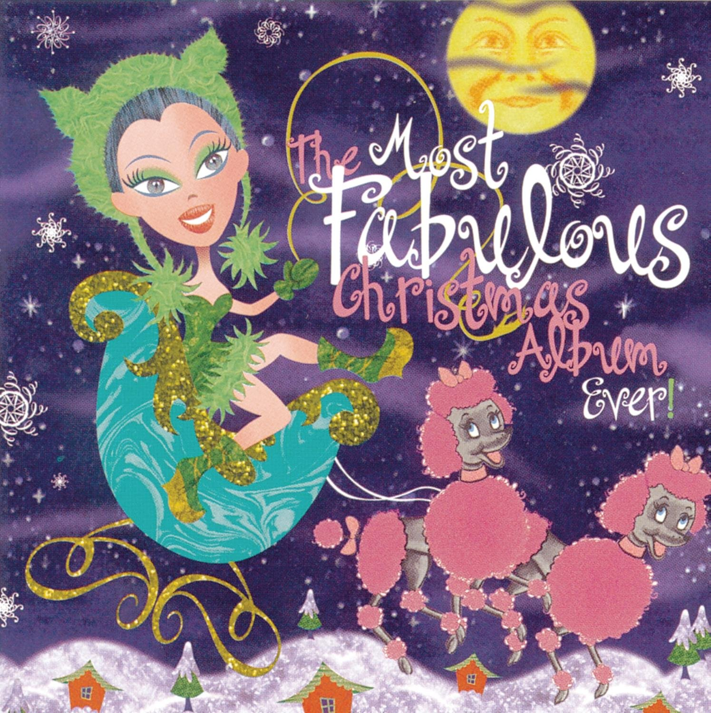 various artists the most fabulous christmas album ever amazon