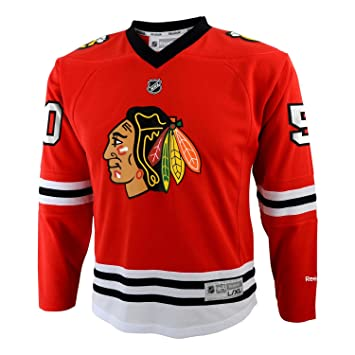 968202bcd7f Chicago Blackhawks Youth Corey Crawford Replica Jersey - Red #50 , Youth  Small-Medium