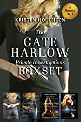 The Cate Harlow Private Investigations Boxset: (4 Books in One!) (A Cate Harlow Private Investigation) Kindle Edition