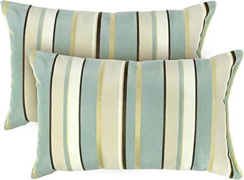 Greendale Home Fashions Rectangle Outdoor Accent Pillows