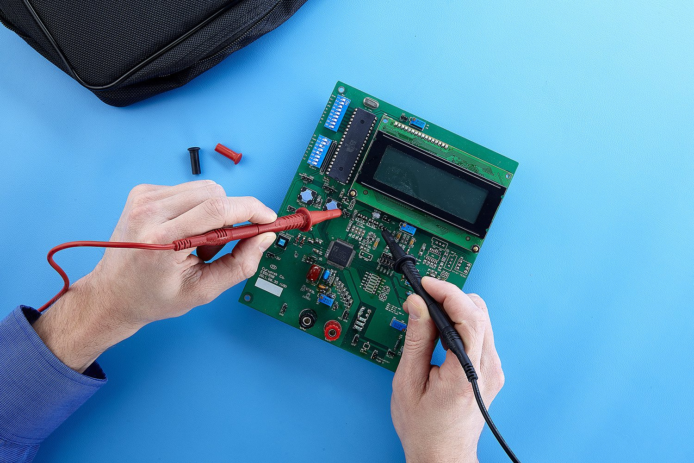 Extech TL810 Electrical Test Lead Kit