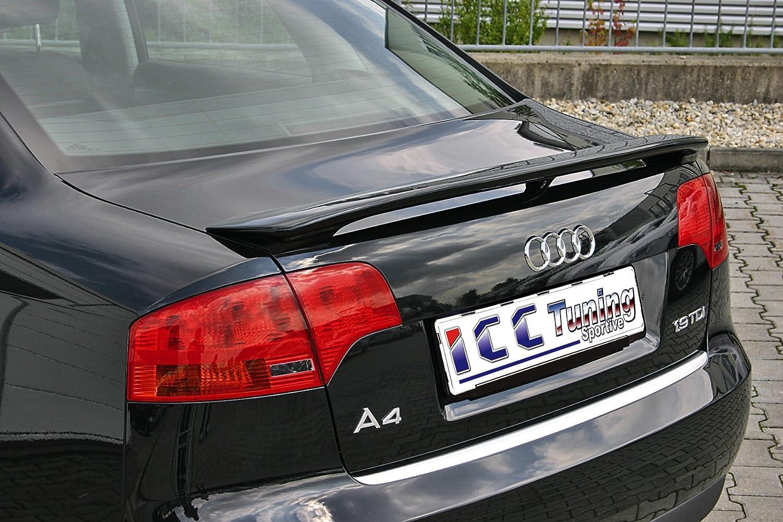 Trunk spoiler A4 Sedan 2005-2007