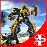 car robot transformer - Super Robot Squad Flying Hero