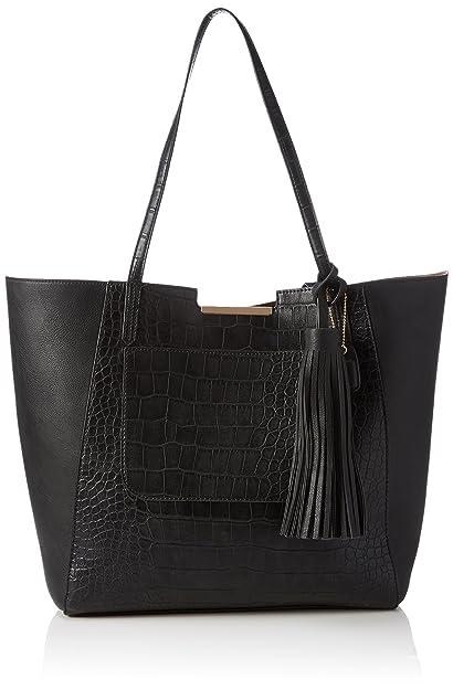 Clarks Moroccan Charm, Women's Shoulder Bag, Black (Black), 54x35x13.5