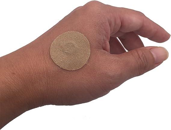 Kit Terapia Magnética Parches de Acupresión Magnetica 600 Gauss 30 ...