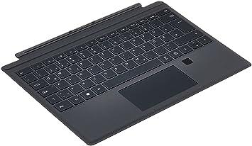 Microsoft RH7-00006 - Teclado para Microsoft Surface Pro 4 (USB, Lector de