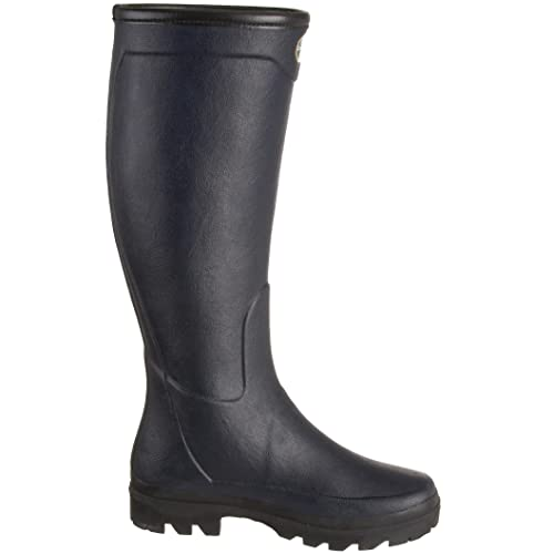 Le Chameau Country Ld - Botas, color Azul Marino, talla 38: Amazon.es: Zapatos y complementos