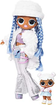 L.O.L Surprise! O.M.G. Winter Disco Snowlicious Fashion Doll & Sister